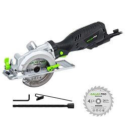 Circular Saw, GALAX PRO 5.8Amp 3500RPM Mini