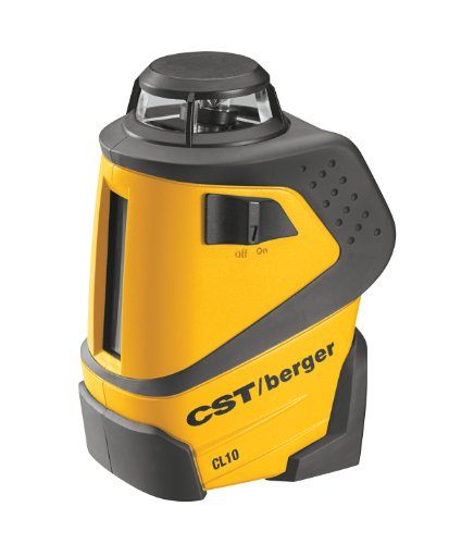 CST/berger CL10 Self Leveling 360-Degree Cross Laser