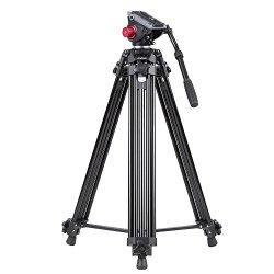 72inch/185cm Portable Video Camera Tripod