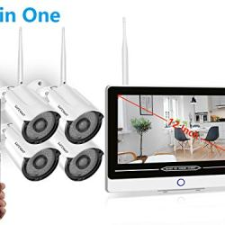 [All in One] Security Camera System Wireless