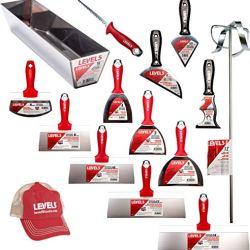 Full Stainless Steel Drywall Hand Tool Set