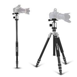 Zomei Professional Heavy Duty Compact Photo Camera