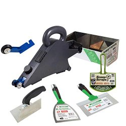 Handheld Taping Tool with Inside Corner Roller Creaser Whee