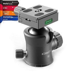Professional Premium Metal Damping Camera Tripod