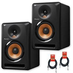 Pioneer DJ Bulit5 Active Reference 5-Inch Monitors