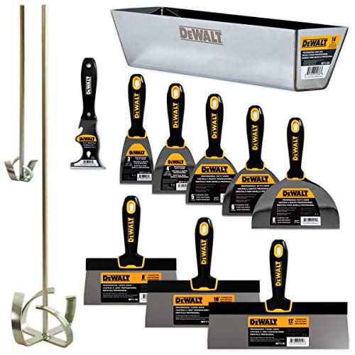 DEWALT DELUXE Stainless Hand Tool Set