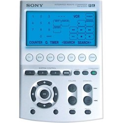 Sony Universal Remote Control with Touch-key LCD Screen