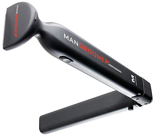 MANGROOMER Professional Do-it-yourself Electric Shaver