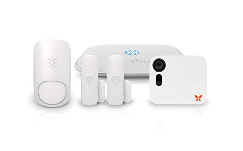 Ooma, Smart Home Security w/ Camera: Free real-time DIY monitoring