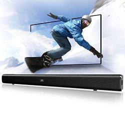 Sound Bar, Wired and Wireless Surround Soundbar