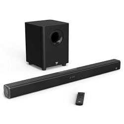 Soundbar, TaoTronics Sound Bars for TV 120W
