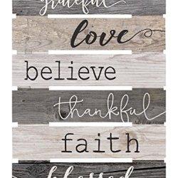 P. Graham Dunn Grateful Love Believe Thankful