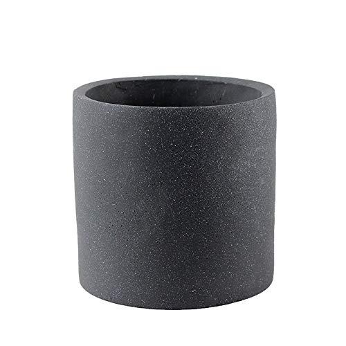 Nicole Silicone Mold for Concrete Flowerpot Round