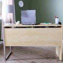 South Shore Interface Desk – Sleek Metal Finish