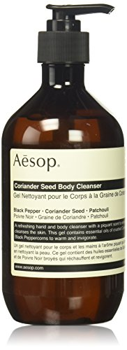 Aesop Coriander Seed Body Cleanser, 16.9 Ounce