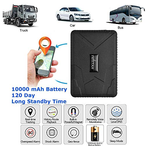 Tkstar GPS Tracker, Real Time Vehicles Tracking Device