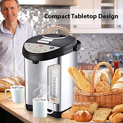 NutriChef Digital Electric Tea Kettle - Electric Kettle