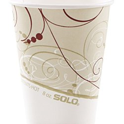 Solo Foodservice Solo Single-Sided Poly Coated Paper