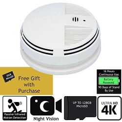4K Hidden Camera Spy Camera Home Surveillance