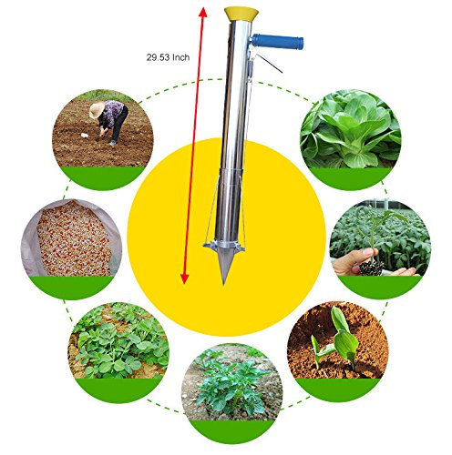 Mr Garden Novo 36-Inch Bulb Planter Tools