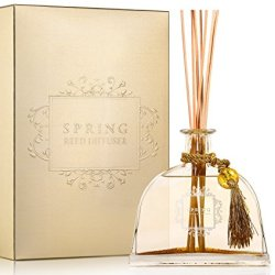 Spring Scented Fragrance Oil Reed Diffuser & Room
