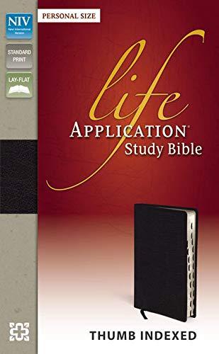 NIV, Life Application Study Bible, Personal Size