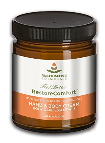 Restore Comfort Hemp Oil 240 mg Extract Fast
