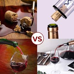 Cordless Electric Wine Bottle Opener