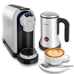 Automatic Coffee Pod Espresso Machine