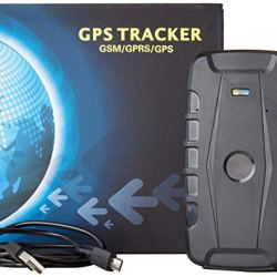Hidden Magnetic GPS Vehicle Tracking Device