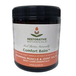 Comfort Balm Hemp Oil Salve 240 mg Fast Muscle
