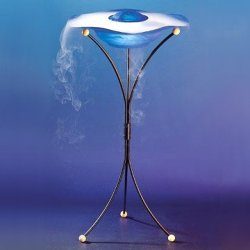 OBreeze Floor Mist Fountain, Outdoor or Indoor