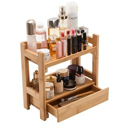 GOBAM Makeup Organizer Holder Cosmetic Storage