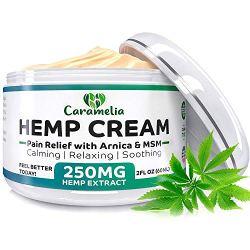 Hemp Extract Cream - 250 Mg - Made in USA