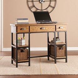 "Southern Enterprises Mirada Writing Desk 42"" Wide"