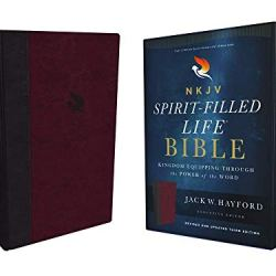 NKJV, Spirit-Filled Life Bible, Third Edition, Leathersoft