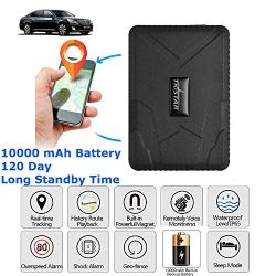 Car Gps Tracker Strong Magnetic Gps Locator