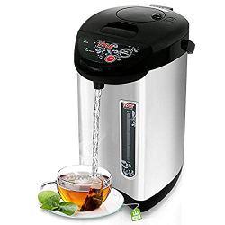 NutriChef Electric Hot Water Kettle -Tea Kettle Food