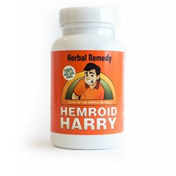 Hemroid Harry's Herbal Remedy, 30 Day