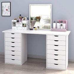 DEVAISE 7 Drawers Chest Storage Dresser Cabinet