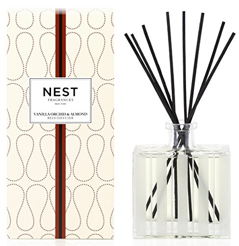 NEST Fragrances Reed Diffuser-Vanilla Orchid & Almond