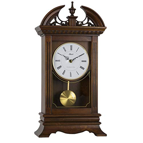 Qwirly Hamilton Quartz Mantel Clock