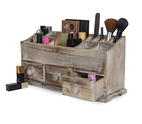 Vanity Drawer Beauty Organizer 3 Drawers