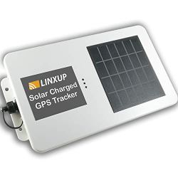 Linxup Solar GPS Tracking Real Time Tracker