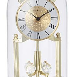 Christina Gold Anniversary Clock Howard Miller