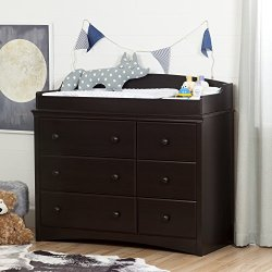South Shore Angel Changing Table and Dresser