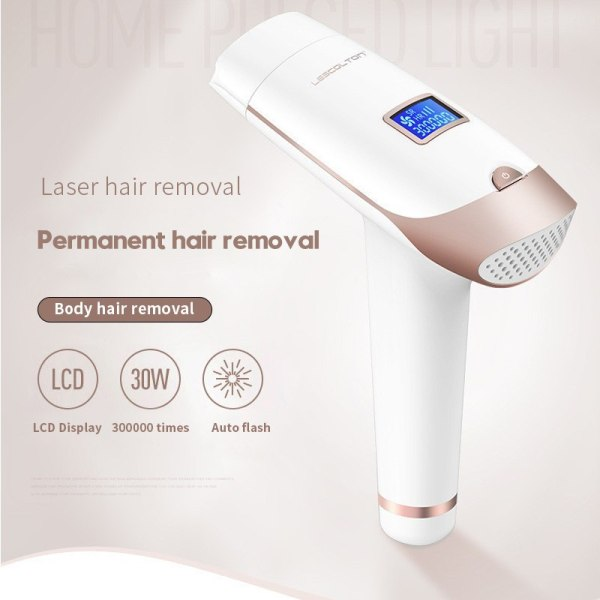 3in1 700000 pulsed IPL Laser Hair Removal Device