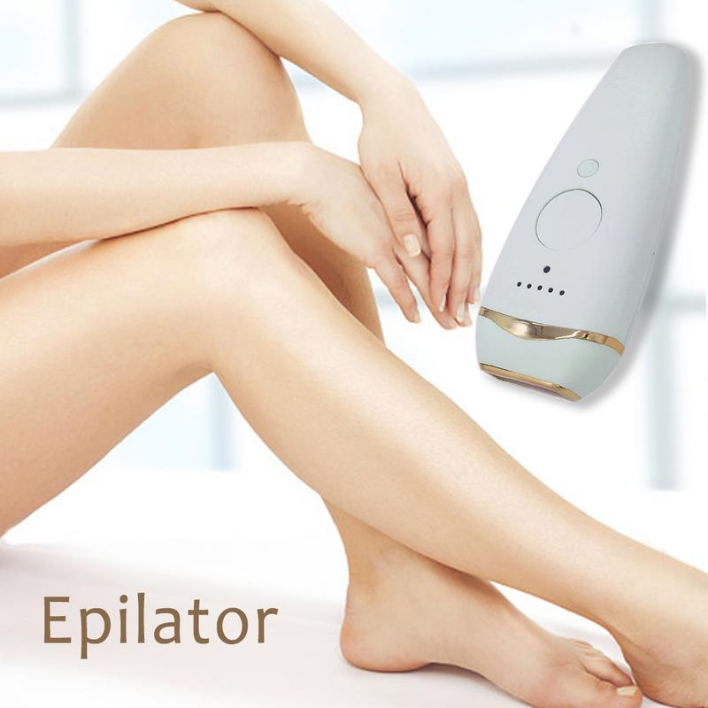 2in1 Ipl Laser Hair Removal Machine Epilator Device Face Whole
