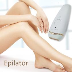 2in1 IPL Laser Hair Removal Machine Epilator Device Face Whole Body