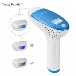 Laser Hair Removal Machine Permanent Face Body Hair Removal